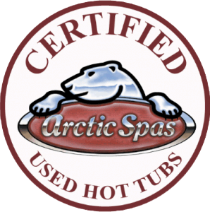 used (refurbished) hot tubs – with warranty!